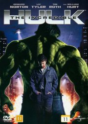 the incredible hulk - edward norton - 2008 - DVD
