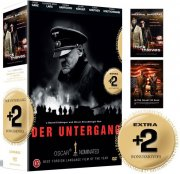 der untergang // thick as thieves // in the valley of elah - DVD