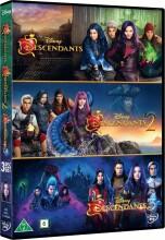 descendants 1-3 - DVD