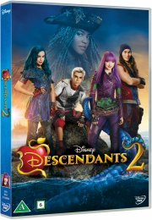 descendants 2 - disney - DVD