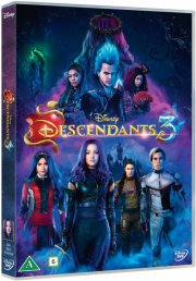 descendants 3 - disney - DVD