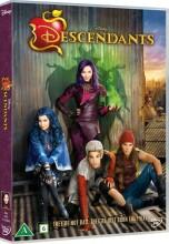 descendants - disney - DVD