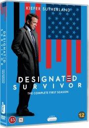 designated survivor - sæson 1 - DVD