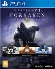 destiny 2: forsaken - legendary collection - PS4