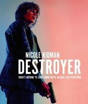 destroyer - 2018 - nicole kidman - DVD