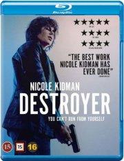 destroyer - 2018 - nicole kidman - Blu-Ray