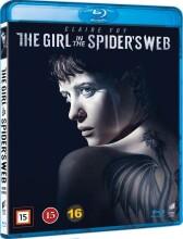 the girl in the spider's web / det der ikke slår os ihjel - Blu-Ray