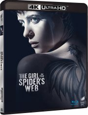 the girl in the spider's web / det der ikke slår os ihjel - 4k Ultra HD Blu-Ray