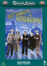 det hændte i københavn - DVD