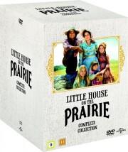 det lille hus på prærien / little house on the prairie box - sæson 1-9 + 4 film - DVD