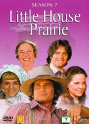 det lille hus på prærien - sæson 7 - DVD