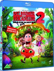 det regner med frikadeller 2 / cloudy with a chance of meatballs 2 - Blu-Ray