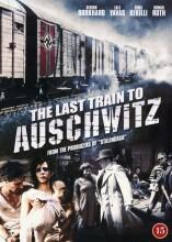 det sidste tog til auschwitz - DVD