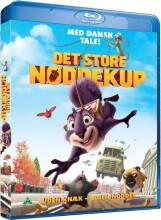 det store nøddekup / the nut job - Blu-Ray