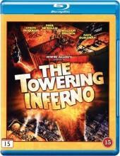 det tårnhøje helvede / the towering inferno - Blu-Ray