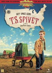 the young and prodigious t.s. spivet - DVD