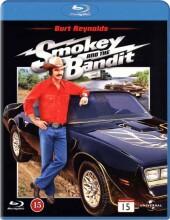 det vilde ræs / smokey and the bandit - Blu-Ray