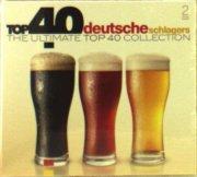 - deutsche schlagers - ultimate top 40 collection - cd