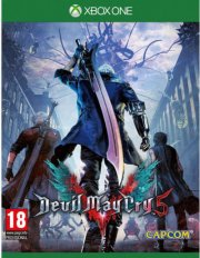 devil may cry 5 (nordic) - xbox one