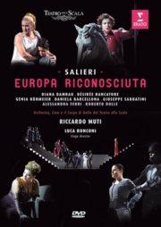 diana damrau - salieri - l' europa riconosciuta - DVD