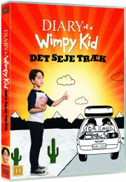 diary of a wimpy kid 4: the long haul - DVD