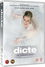 dicte sæson 1-3 - DVD