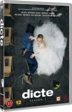 dicte - sæson 3 - DVD