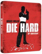 die hard 1 - bruce willis - 30th anniversary edition - steelbook - Blu-Ray
