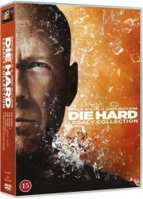 die hard 1-5 - box set - DVD