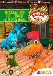 dinosaur train - vol. 1+2 - DVD