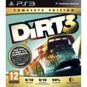 dirt 3 (colin mcrae) complete edition - PS3