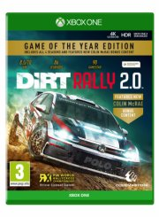 dirt rally 2.0 - game of the year edition - xbox one