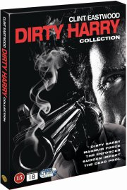dirty harry collection box - DVD