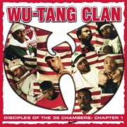 wu-tang clan - disciples of the 36 chambers: chapter 1 - cd