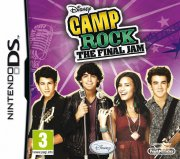 disney: camp rock the final jam - nintendo ds