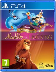 disney classic games: aladdin and the lion king - PS4