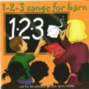 - 1-2-3 sange for børn - cd