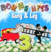 - børnehits vol. 3 - sang og leg - cd