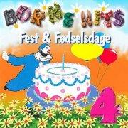 - børnehits vol. 5 - fest & fødselsdage - cd
