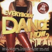- everybody dance now 2  - cd+dvd