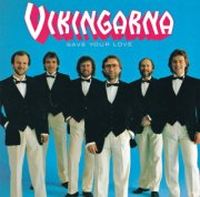vikingarna - kramgoa latar 11 - save your love - cd