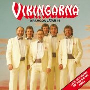 vikingarna - kramgoa latar 14 - cd