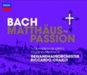 - matthäus-passion (ga) [dobbelt-cd] - cd