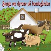 - sange om dyrerne på bondegården - cd
