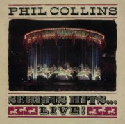 phil collins - serious hits...live! - cd