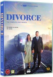 divorce - sæson 1 - hbo - DVD