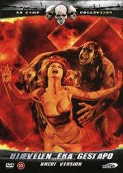 djævelen fra gestapo - uncut - DVD