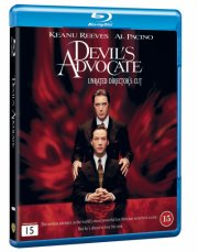 djævelens advokat / the devils advocate - unrated directors cut - Blu-Ray