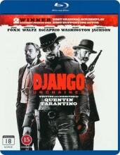 django unchained - Blu-Ray
