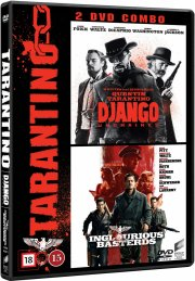 django unchained // inglourious basterds - DVD